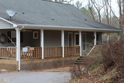 Blairsville Single Family Home For Sale: 816 Owl Creek Rd #9