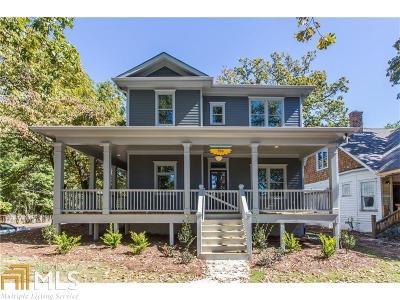 Grant Park Single Family Home New: 956 Boulevard