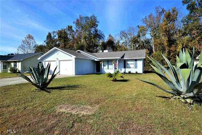 Camden County Single Family Home New: 505 Sunnyside Ct