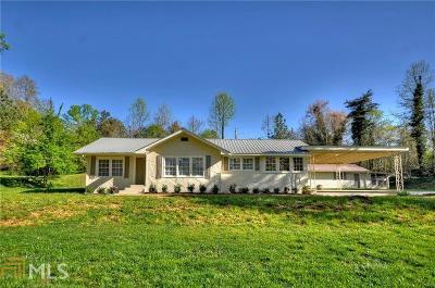 Jasper Single Family Home For Sale: 2658 W Highway 53