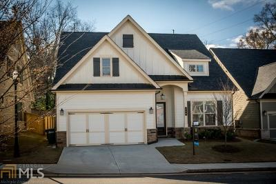 Cobb County Single Family Home New: 508 Henry Dr