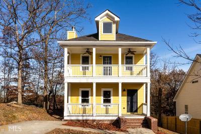 Atlanta Single Family Home New: 1401 Rome
