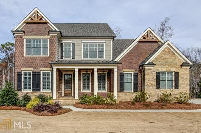 Marietta Single Family Home New: 3859 Cochran Lake Rd