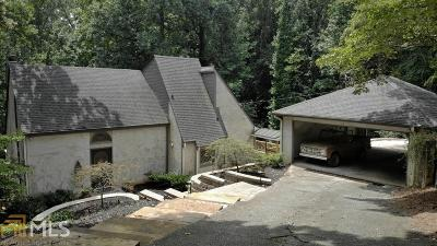 Sandy Springs Single Family Home New: 110 Cat Cay Ct
