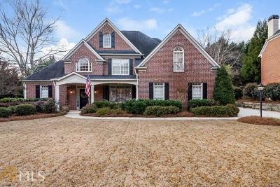 Powder Springs Single Family Home Under Contract: 4551 Willow Oak Trl