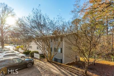 Dekalb County Condo/Townhouse New: 1412 Foxhall Ln #5