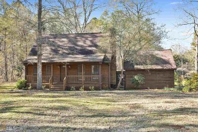Newnan GA Single Family Home Under Contract: $189,900