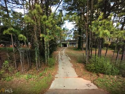 Henry County Single Family Home New: 141 Highway 138 E