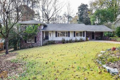 Dekalb County Single Family Home New: 2467 Melinda Dr