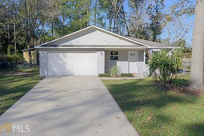 Kingsland GA Single Family Home New: $134,900