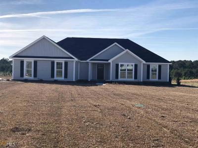 Statesboro Single Family Home For Sale: 104 Windmill Plantation Dr #Lot .