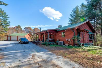 Clayton, Clarkesville, Tiger Single Family Home Under Contract: 450 Carlton English