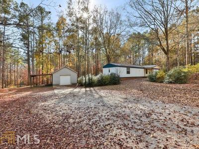 Newnan Single Family Home New: 709 Welcome To Arnco Rd