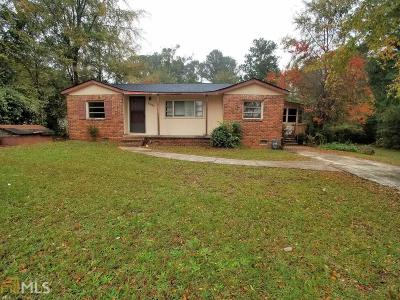 Conyers Single Family Home Under Contract: 2114 Buchanan Cir
