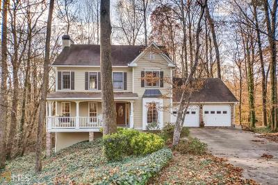 Powder Springs Single Family Home Under Contract: 4815 Hillside