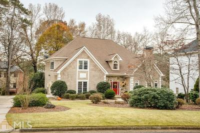 Johns Creek Single Family Home New: 10495 Stonefield Lndg