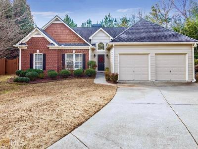Canton Single Family Home New: 210 Forest Trce