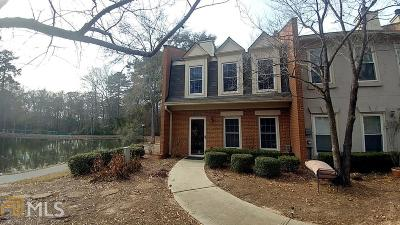Gwinnett County Condo/Townhouse Under Contract: 4133 Hackberry Cir