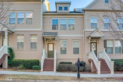 Suwanee Condo/Townhouse New: 4404 Village Field