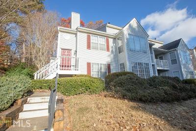 Gwinnett County Condo/Townhouse Under Contract: 824 Glenleaf Dr