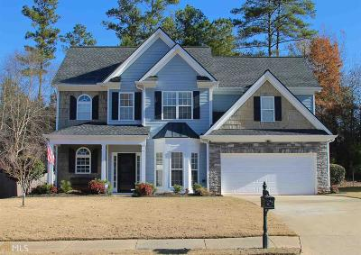 Newnan Single Family Home Under Contract: 106 Freeman Forest Dr