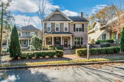 Smyrna Single Family Home New: 2884 Bernard Way