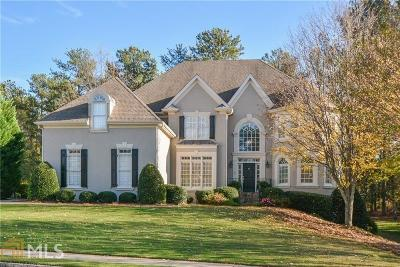 Alpharetta Single Family Home New: 2080 Bent Creek Manor