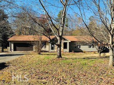 Woodstock Single Family Home New: 142 Chickasaw Run