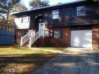 Jonesboro Single Family Home New: 625 Country Ln Dr