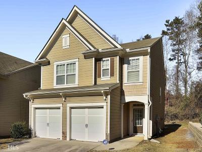 Fairburn Single Family Home New: 210 Highwind Way