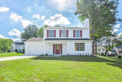 Stone Mountain Single Family Home New: 1253 Mill Lake Cir