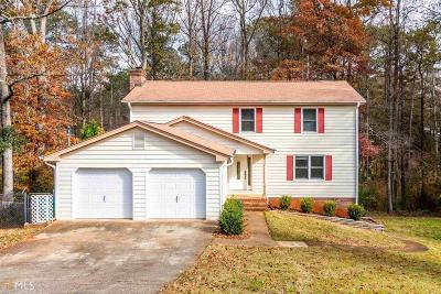 Lilburn Single Family Home For Sale: 4740 SW Mockernut Ct