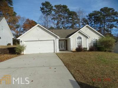 Jonesboro Single Family Home Under Contract: 10146 Commons Way