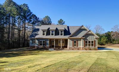 Senoia Single Family Home Under Contract: 1737 Dolly Nixon Rd #1