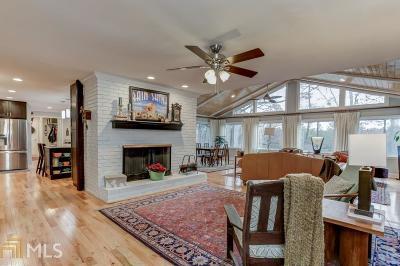Cobb County Single Family Home New: 4071 Ridge Rd