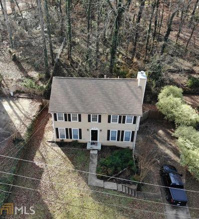 Tucker Single Family Home New: 998 Pointer Ridge