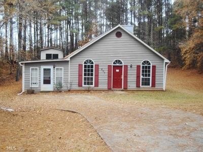 Lagrange Single Family Home New: 207 Pinebrook Ct #Lot 15