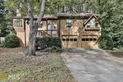 Kennesaw GA Single Family Home Under Contract: $175,000
