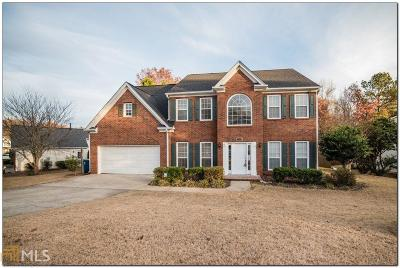 Dacula Single Family Home For Sale: 3140 Evergreen Eve Xing