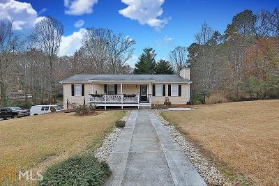 Kennesaw GA Single Family Home New: $215,000