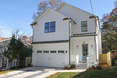Dekalb County Single Family Home New: 287 3rd Ave