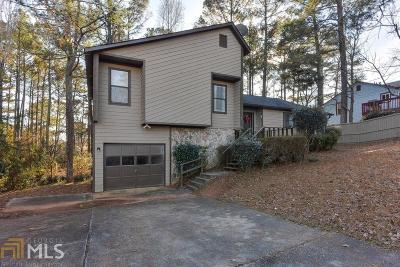 Douglasville Single Family Home New: 3203 Plymouth Rock Dr