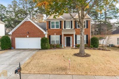 Powder Springs Single Family Home Under Contract: 414 Holland Springs Dr