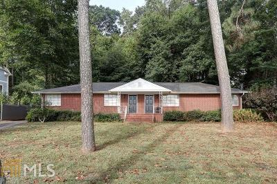 Fulton County Multi Family Home New: 2160 Northside Dr