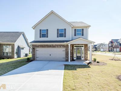 Griffin Single Family Home New: 105 Quarry Cir #37
