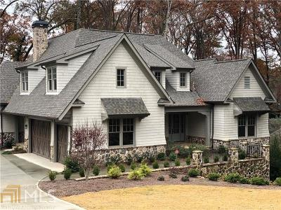 Atlanta Single Family Home New: 488 Twin Springs Rd
