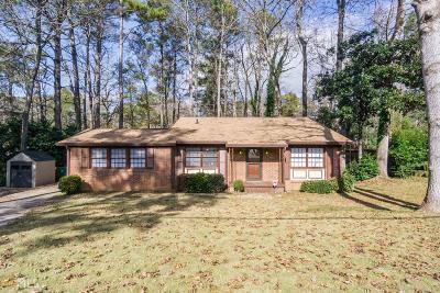 Smyrna Single Family Home New: 429 Hickory Acres Dr
