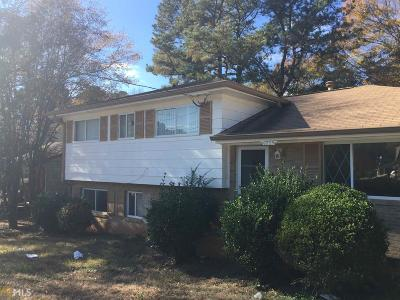Clayton County Single Family Home New: 6529 King William Dr