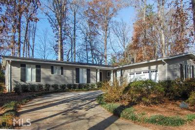 Dekalb County Single Family Home New: 5320 Waterford Dr