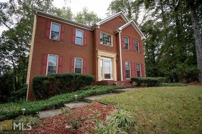 Conyers Single Family Home New: 1614 Brentwood Xing